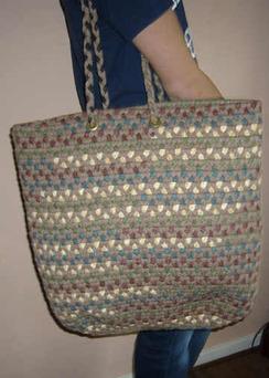 Photo of Mayflower Knitter's Tote