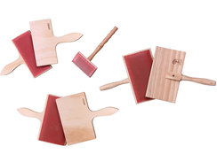 Photo of Hand Carders - Fine