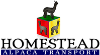 HOMESTEAD ALPACA TRANSPORT - Logo