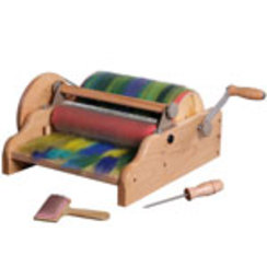 Photo of Ashford Extra Wide Drum Carder-Fine