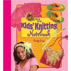 Photo of The Kids' Knitting Notebook