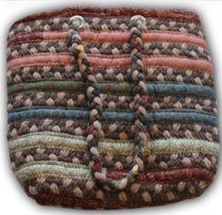 Photo of Martha's Vineyard Alpaca Handbag