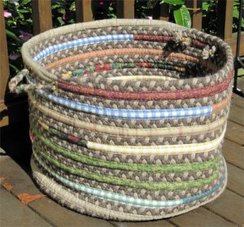 Photo of Alpaca Laundry Basket