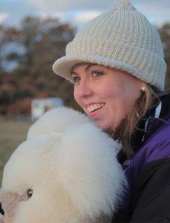 Photo of 100% Alpaca Visored Cap