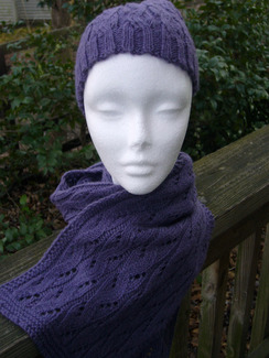 Photo of Warm and Soft 4 Piece Scarf Set