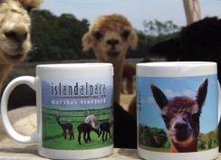 Photo of Island Alpaca Ceramic Mug