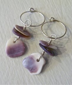 Photo of Wampum Earrings