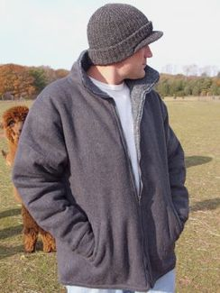 Photo of Alpaca Jacket