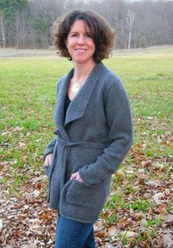 Photo of Alpaca Belted Cardigan