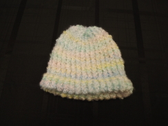 Photo of Knitted Child's Hat