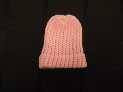 Photo of Knitted Baby Hat
