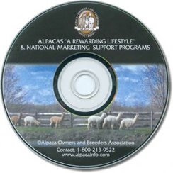 Photo of DVD Alpacas 