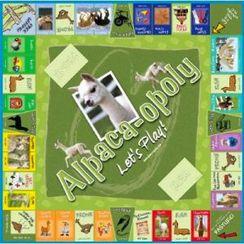 Photo of Alpaca-opoly Board Game