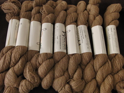 Photo of Medium Suri Alpaca Yarn
