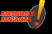 Awesome Alpacas farm - Logo