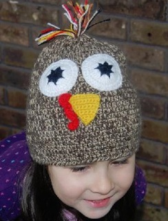 Photo of Alpaca Kids Turkey Hat
