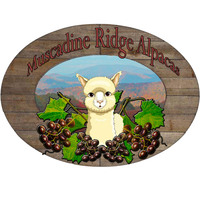 Muscadine Ridge Alpacas, LLC - Logo