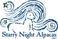 Starry Night Alpacas, LLC - Logo