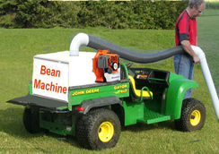 Photo of Bean Machine Utility conversion Vac