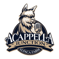 Acappella Junction Suri Alpacas - Logo