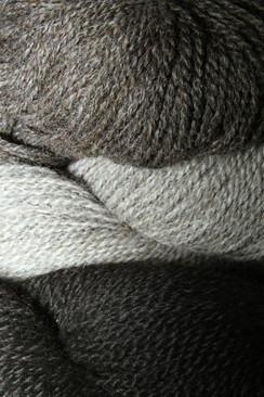 Photo of Alpaca Yarn Heathered Dark Gray