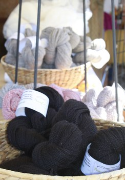 Photo of Alpaca Merino Blend Yarn
