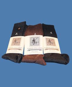 Photo of Alpaca Warrior Dress Socks