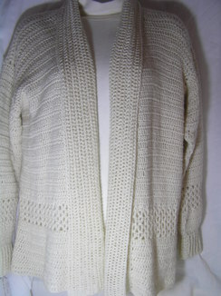 Photo of The Crocheted Alpaca Sweater