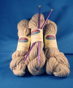 Photo of Yarn - Leah Alpaca