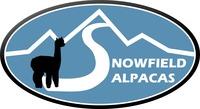 Snowfield Alpacas LLC - Logo