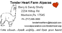 Tender Heart Farm - Logo
