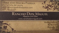 RANCHO DON MIGUEL - Logo