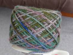 Photo of Hand Dyed Yarns