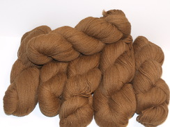 Photo of Yarn 'Chocolate'