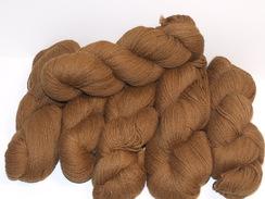 Photo of Yarn 'Chocolate'