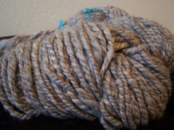 Photo of Home spun yarn