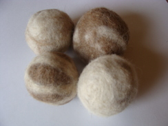 Photo of Alpaca Dryer Balls