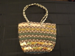 Photo of Mayflower Alpaca Purse
