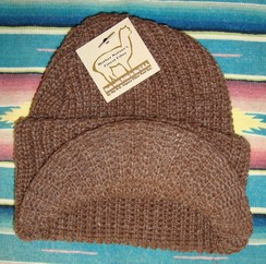 Photo of Ribbed Knit Jeep Cap