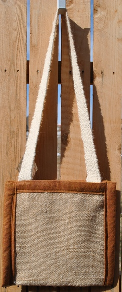 Photo of Purse-Handspun Alpaca/Merino
