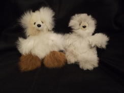 Photo of Alpaca Teddy Bear 6