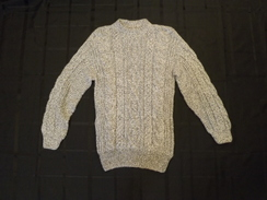 Photo of Cable Knit Alpaca Sweater