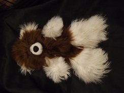 Photo of Suri Alpaca Teddy Bear