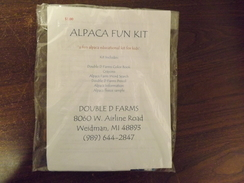 Photo of Alpaca Fun Kit