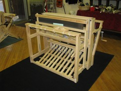 Photo of 36' Standard Jack Low Castle Loom (Wolf)