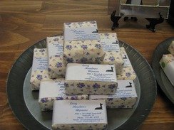 Photo of Unscented Goat's Milk Soap