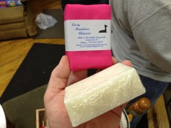 Photo of Wholesale soap - Goat's Milk Unscented