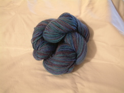 Photo of Hand Painted Yarn - Lost Horizon