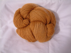 Photo of Heathered Yarn - Golden Rod