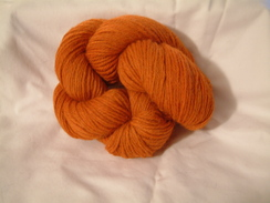 Photo of Heathered Yarn - Pumpkin